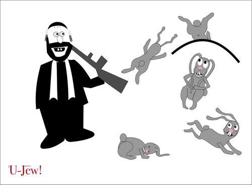 Еврейский юмор. Трактат «Зайцы»