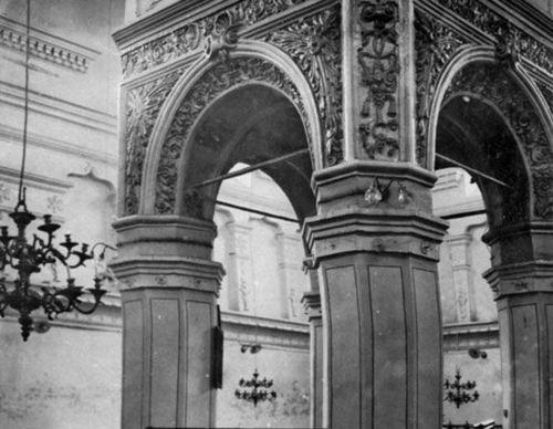 Потерянная красота: внутреннее убранство синагог Украины