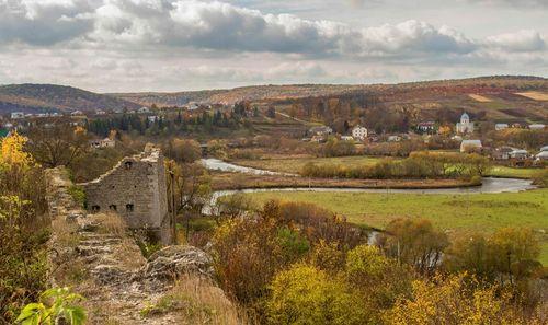 Самые уникальные Маген Давиды Украины: местечко Сатанов