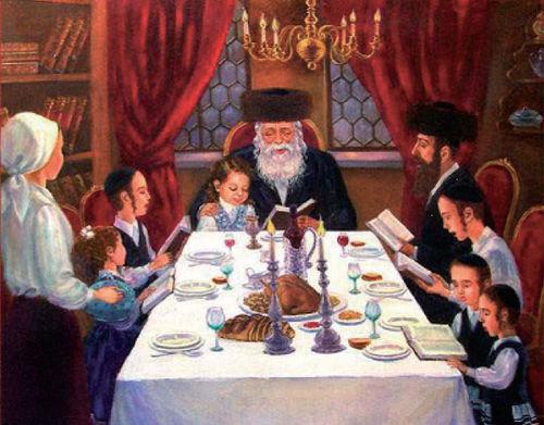 Как быть достойным гостем на Шабат?