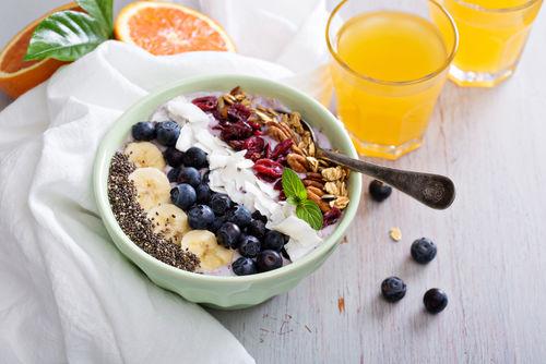 Правильное питание: завтрак Хафец Хаима