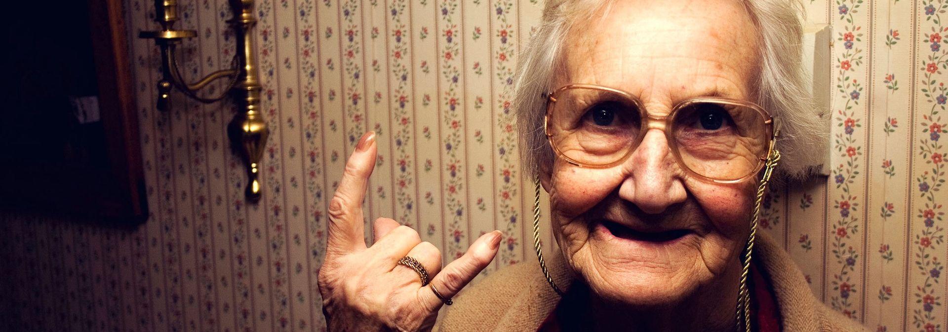 Еврейские бабушки. 10 анекдотов с бородой и пейсами
