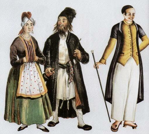 """Картинки по запросу """"виды одежды религиозных евреев"""""""